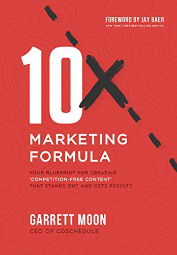 10x Marketing Formula
