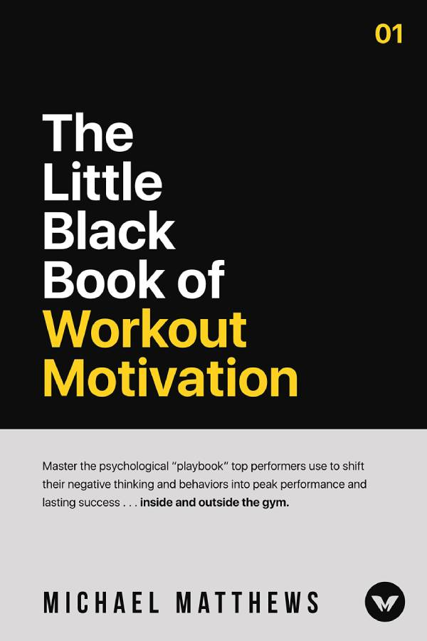 workout motivation book